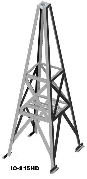 W8io Roof Tower Products